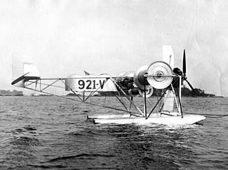Magnus effect - Anton Flettner's rotor aircraft