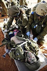 Flickr - Israel Defense Forces - Field Doctors Perform Drills, Oct 2010 (2)