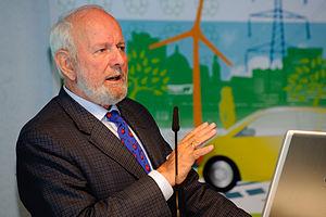 Ernst Ulrich von Weizsäcker - Ernst Ulrich von Weizsäcker in 2010