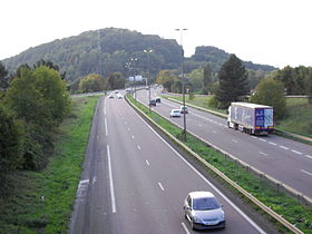 Image illustrative de l'article Autoroute A30 (France)