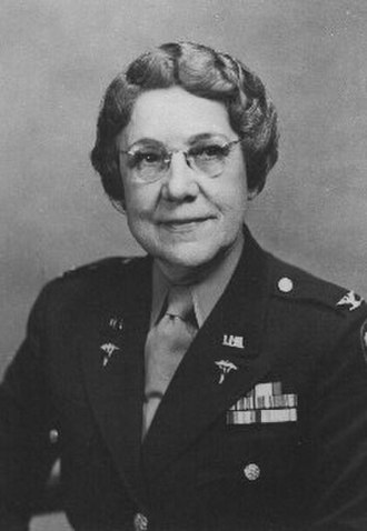 Florence A. Blanchfield - Colonel Florence A. Blanchfield