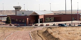 ADX Florence Federal prison located in Fremont County, Colorado