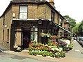 Flowers outside shop, Dulwich Village - DSC05992.JPG