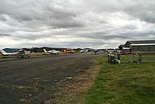 Fly-in at Full Sutton Aerodrome (geograph 4606817).jpg