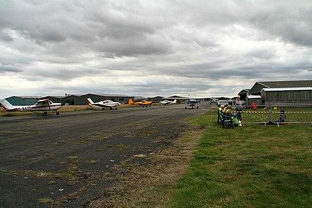 Lapangan Terbang Full Sutton, EGNU