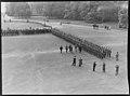 """Fo30141711140089 """"Reservebataljon Holmestrand paraderer for Quisling på Slottsplassen"""" 1942-06-14 (NTBs krigsarkiv, Riksarkivet).jpg"""