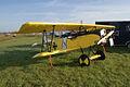 Fokker D.Vll Fat Fokker .80 Replica N2466C RSideFront SNF 04April2014 (14583029181).jpg