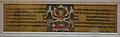 Folio from Pancharaksha Manuscript - Sanskrit - Newari - Varendra Bhumi - Handmade Paper - ca 14th Century CE - Eastern India - ACCN R 121-G - Indian Museum - Kolkata 2016-03-06 1774.JPG