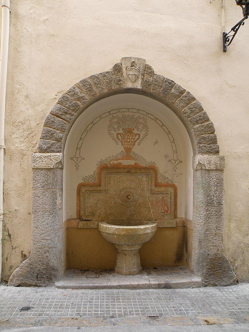 Font de Sant Antoni (Valls) 1.JPG
