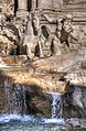 Fontana di Trevi - Rome, Italy - November 6, 2010 02.jpg