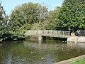 Footbridge over Sudbury mill stream - geograph.org.uk - 980975.jpg