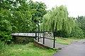 Footbridge over the river Leam - geograph.org.uk - 875270.jpg