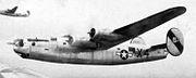 Ford B-24J-1-FO Liberator 42-50611 - 611 - 492bg 859bs