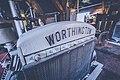 Ford Historic Sawmill, Michigan - Worthington Old Equipment (22813992728).jpg