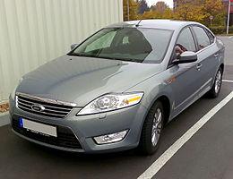 Ford Mondeo - Wikipedia