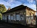 Former Llandaff Station ticket office, October 2018 19 31 54 177000.jpeg