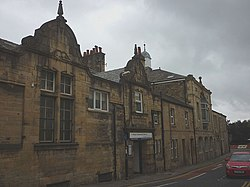 Former World War One Drill Hall, Phoenix Street, Lancaster - geograph.org.uk - 4096282.jpg