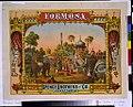 Formosa. Chewing tobacco. Spence Brothers and Co., Cincinnati, O. - Strobridge Co. lith, Cin., O. LCCN93511472.jpg