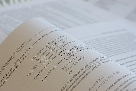 Formulae of temporal logic