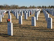 Fort logan national cemetery 2
