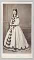 Fotografi av Wilhelmina von Hallwyl, f. Kempe - Hallwylska museet - 89069.tif