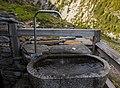 Fountain of Rifugio Forcola 1838 m.a.s.l. Valchiavenna - (Sondrio) Lombardy - Italy. 12-10-2019.jpg