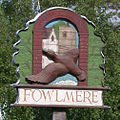 Fowlmere Village Sign - detail - geograph.org.uk - 833691.jpg