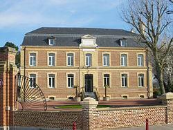 Fréthun - Mairie.JPG