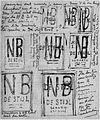Fragment letter by Piet Mondrian to Theo van Doesburg, 5 August 1920.jpg