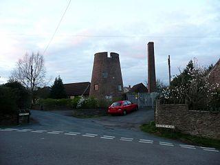 Frampton Cotterell Human settlement in England