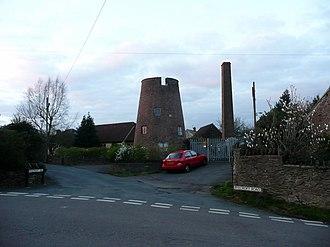 Frampton Cotterell - Image: Framptonmill
