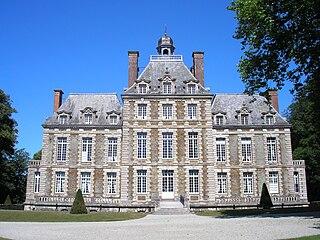 Balleroy-sur-Drôme Commune in Normandy, France