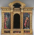 Francesco Botticini Tabernacle of the Sacramento. Empoli Museum.jpg