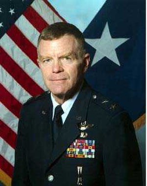 Chief of Safety of the United States Air Force - Image: Francis C Gideon Jr