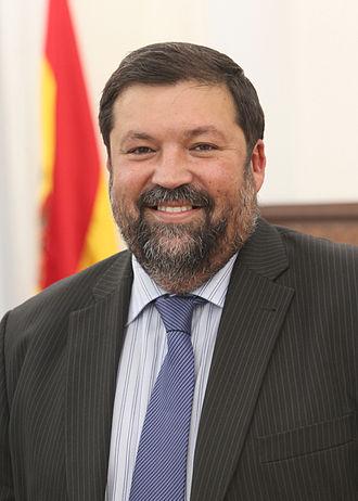 Francisco Caamaño Domínguez - Image: Francisco Caamaño Domínguez