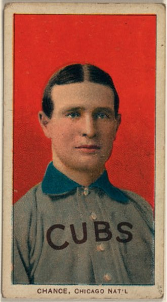 Frank Chance - Frank Chance baseball card