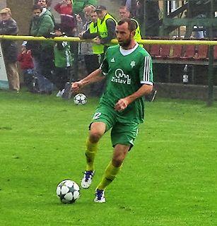 František Dřížďal Czech footballer