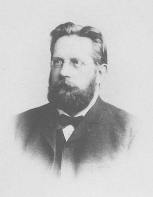 Franz Martin Hilgendorf - Image: Franz Martin Hilgendorf