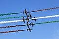 Frecce Tricolori - RIAT 2013 (9460363364).jpg