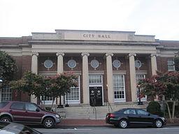 Fredericksburg, VA, City Hall IMG 4011