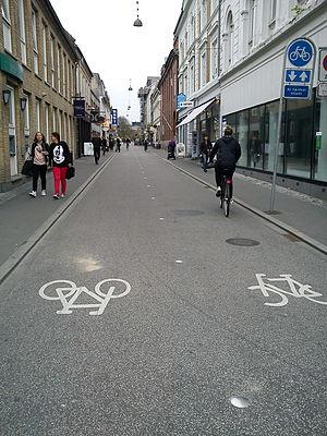 Frederiksgade, Aarhus - Frederiksgade