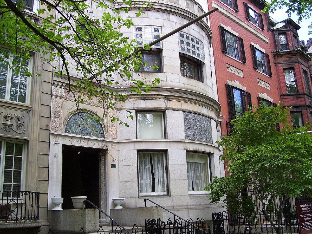 Frederick Ayer Mansion – Wikipedia