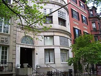 Frederick Ayer Mansion - Image: Fredick Ayer Mansion