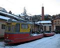 Freight tram in Lviv, Ukraine.jpg