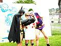 Fremont Solstice Parade 2008 - Batman et. al. 03A.jpg