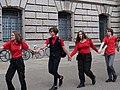 FridaysForFuture protest Berlin human chain 28-06-2019 06.jpg