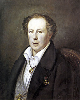 Friedrich Wilhelm August Argelander (Carl Peter Mazer)