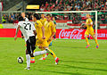 Fußballländerspiel Österreich-Ukraine (01.06.2012) 11.jpg