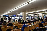 Fukuoka Airport Domestic Terminal1 Departure Lounge March 2015.jpg