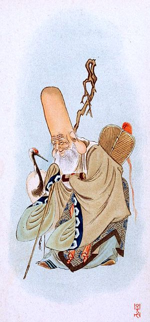 Fukurokuju - Fukurokuju